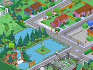Simpsons Town pic 1